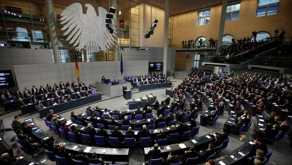Almanya Federal Meclisi / Bundestag - Sputnik Türkiye