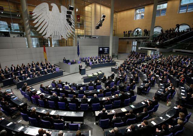 Almanya Federal Meclisi / Bundestag