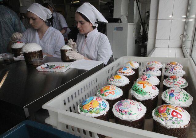 Putin'in şefinden geleneksel Paskalya çöreği tarifi