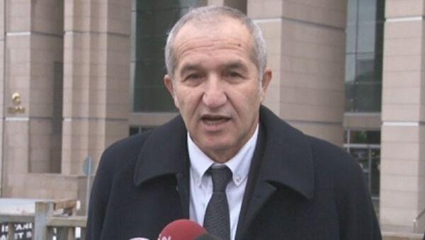 Avukat Akın Atalay - Sputnik Türkiye