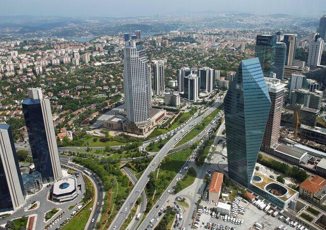 İstanbul - Levent - ticaret