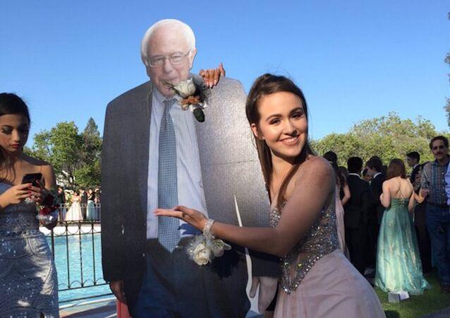 Mukavva Bernie Sanders