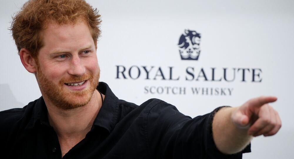 İngiltere Prensi Harry