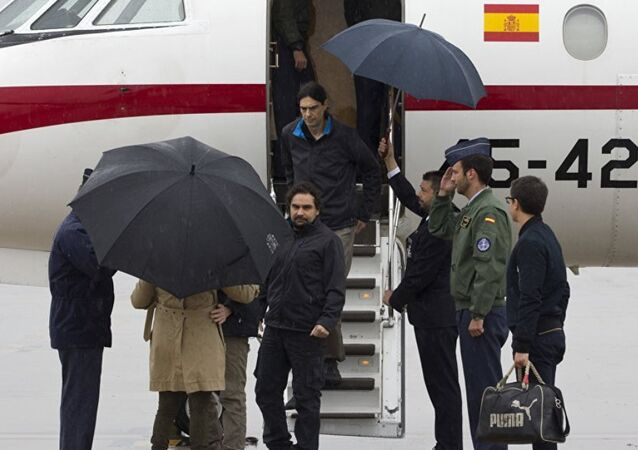 İspanyol gazeteciler