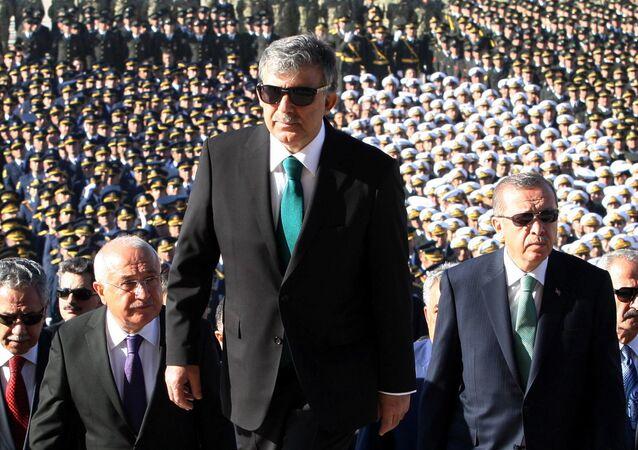 Abdullah Gül - Recep Tayyip Erdoğan - Bülent Arınç