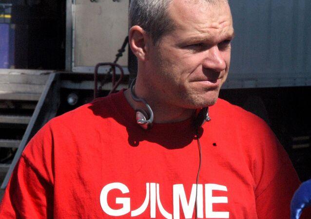 Alman sinema yönetmeni ve yapımcı Uwe Boll