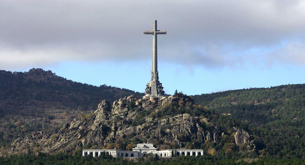Valle de los Caidos (Şehitler Vadisi) - Francisco Franco