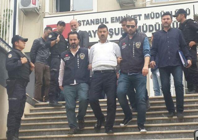 Gazeteci Can Dündar'a silahlı saldırı düzenleyen Murat Şahin tutuklandı.