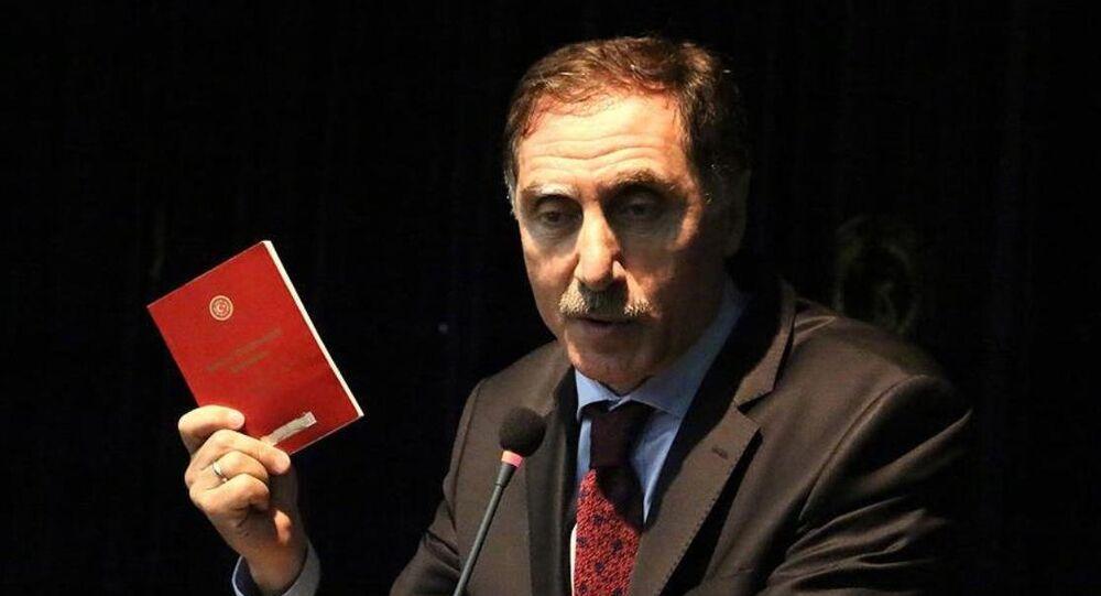 Cumhurbaşkanı Başdanışmanı Şeref Malkoç