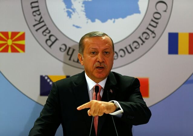 Cumhurbaşkanı Recep Tayyip Erdoğan, '10. Balkan Ülkeleri Genelkurmay Başkanları Konferansı'nın açılışında konuştu.