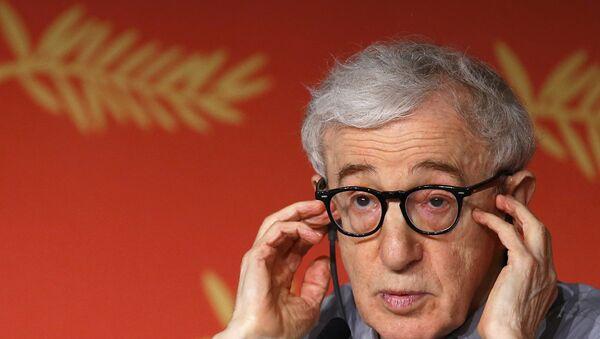 Yönetmen Woody Allen - Sputnik Türkiye