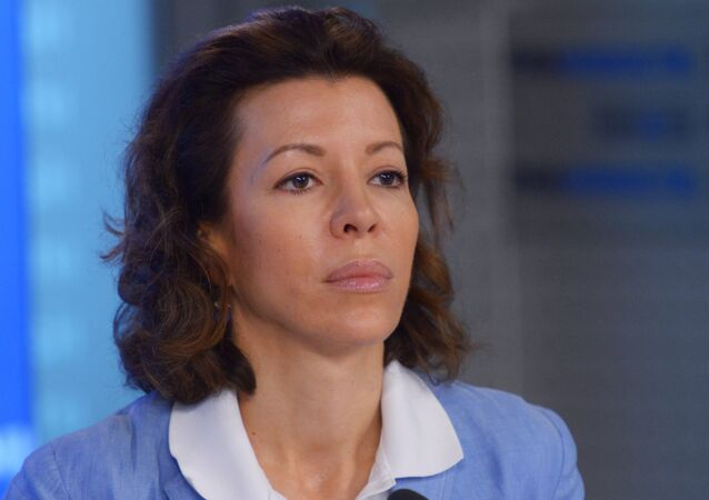 Rus siyasi uzman Veronika Kraşeninnikova