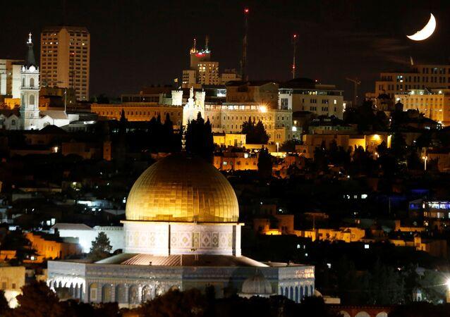 Kudüs - Kubbet-üs Sahra