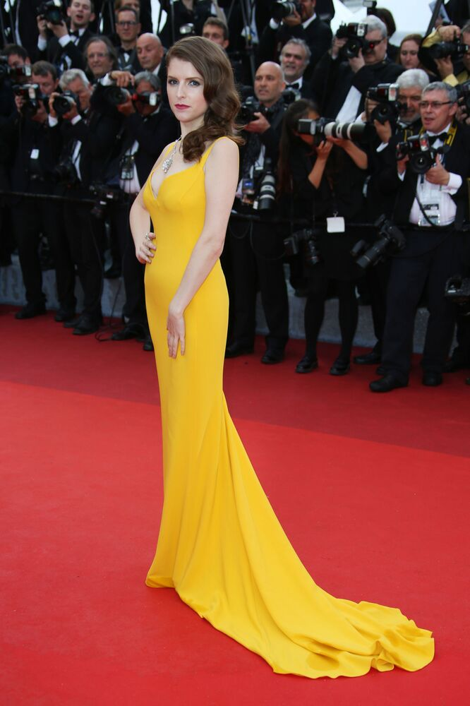 2016 Cannes Film Festivali kırmızı halı kıyafetleri