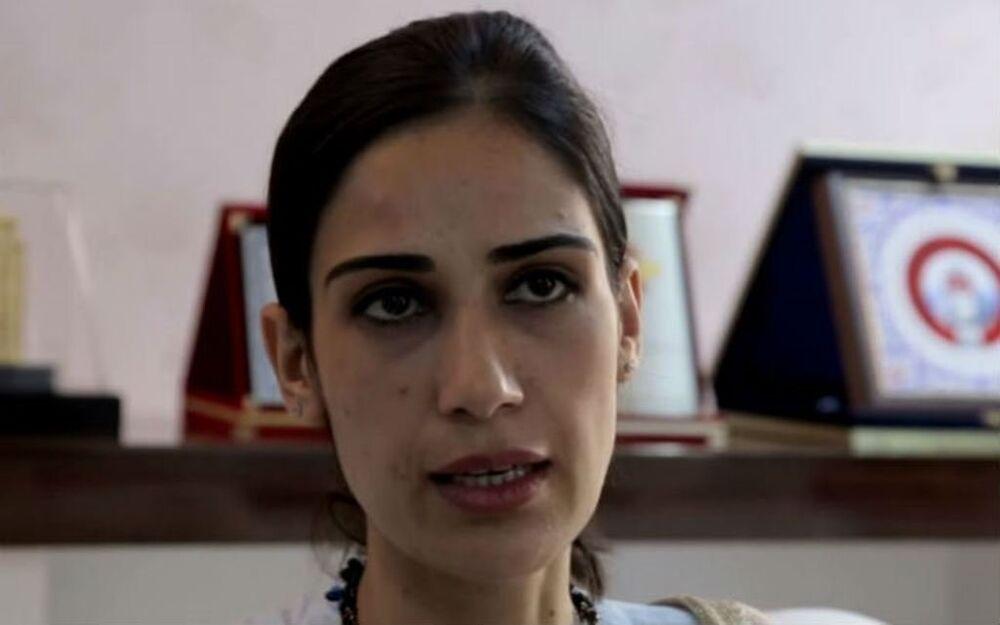 Mardin Belediyesi Eş Başkanı Februniye Akyol bir Süryani.