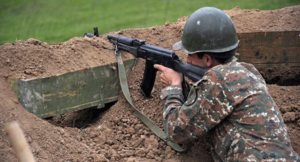 Ermenistan - Azerbaycan çatışma