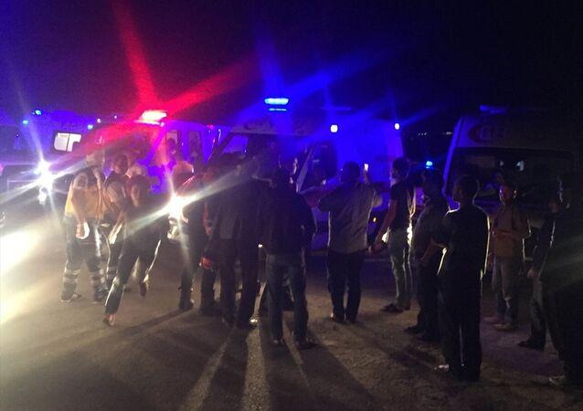 Diyarbakır'ın merkez Sur ilçesinde patlama