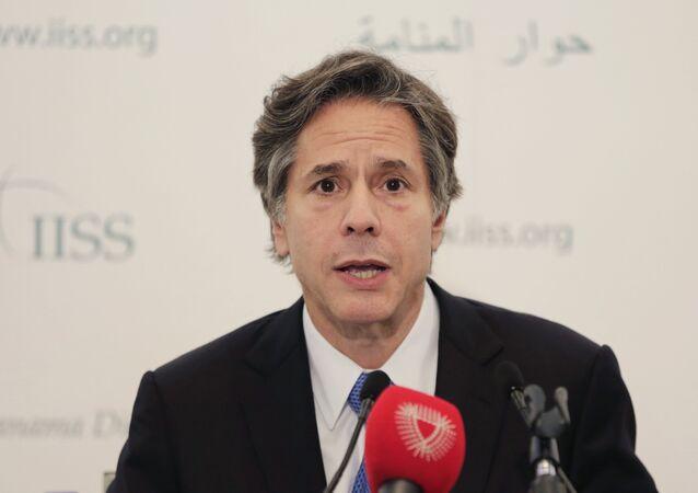 ABD Dışişleri Bakan Yardımcısı Antony Blinken
