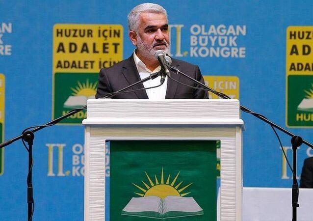 Hür Dava Partisi'nin (HÜDA PAR) 2. Olağan Büyük Kongresinde Zekeriya Yapıcıoğlu yeniden genel başkanlığa seçildi.