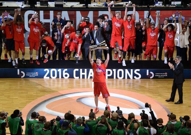 CSKA Moskova Erkek Basketbol Takımı