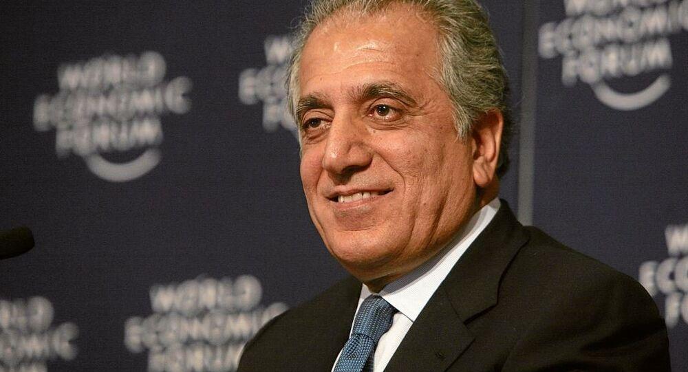 ABD'nin eski Irak büyükelçisi Zalmay Halilzad
