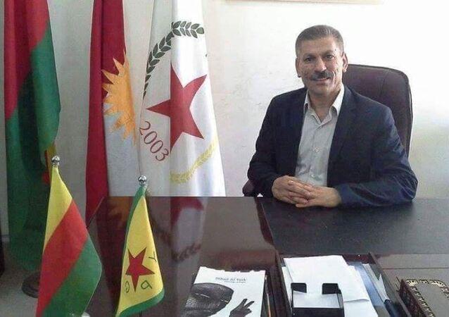 PYD Irak Kürt Bölge Sorumlusu Xerip Huso