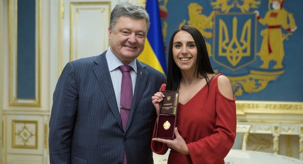 Poroşenko - Jamala