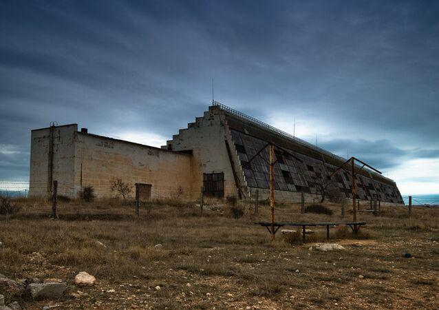 Dnepr erken uyarı radar istasyonu