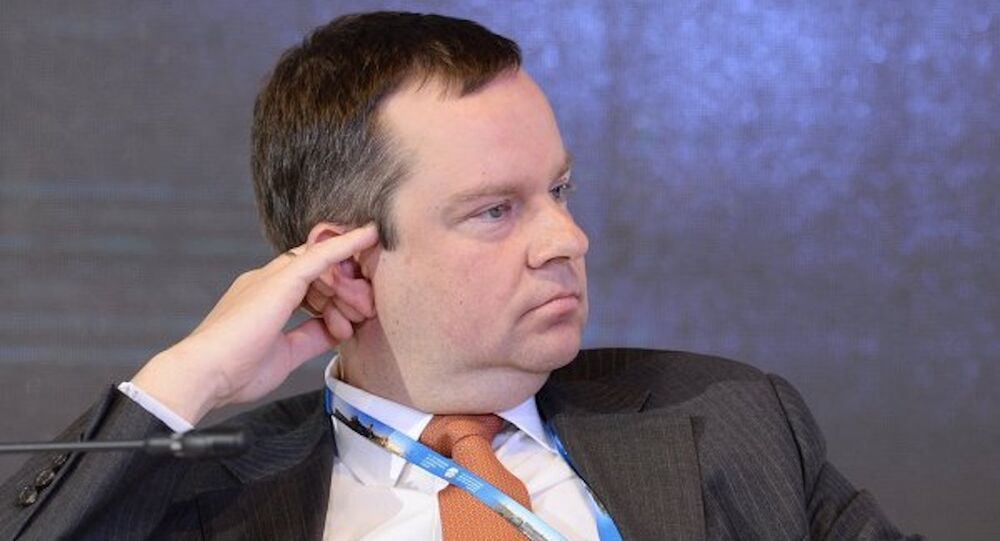 Rusya Maliye Bakan Yardımcısı Aleksey Moiseyev