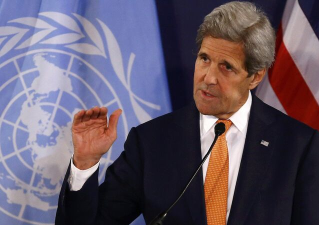 ABD Dışişleri Bakanı John Kerry.