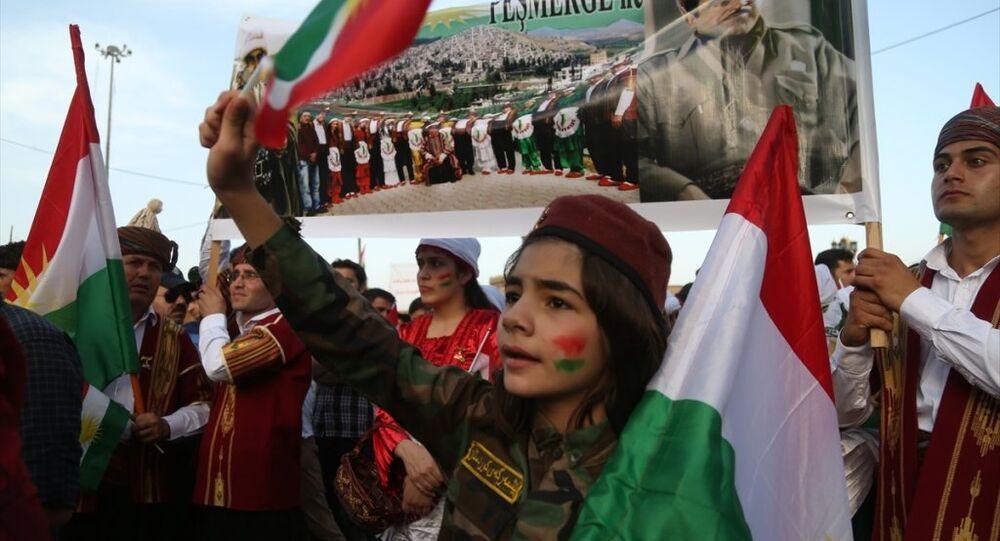 IKBY'de 'Referanduma Destek Karnavalı'