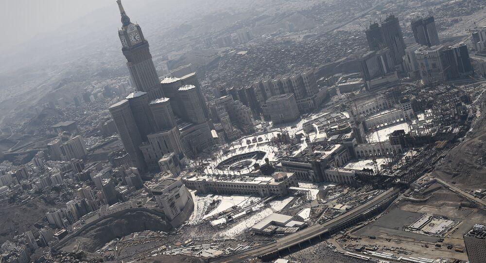 Mekke- Suudi Arabistan