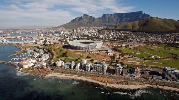 Cape Town - Sputnik Türkiye