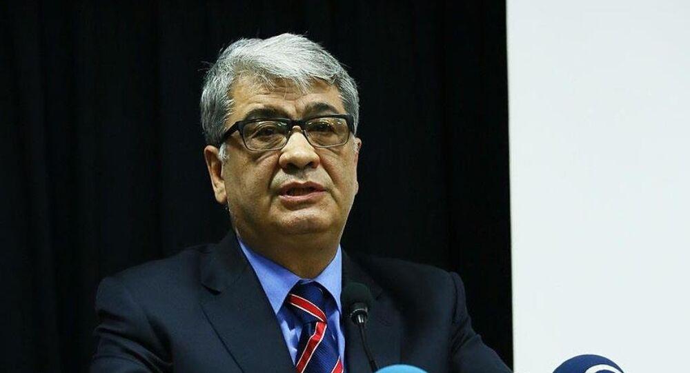 Cumhurbaşkanı Başdanışmanı Cemil Ertem