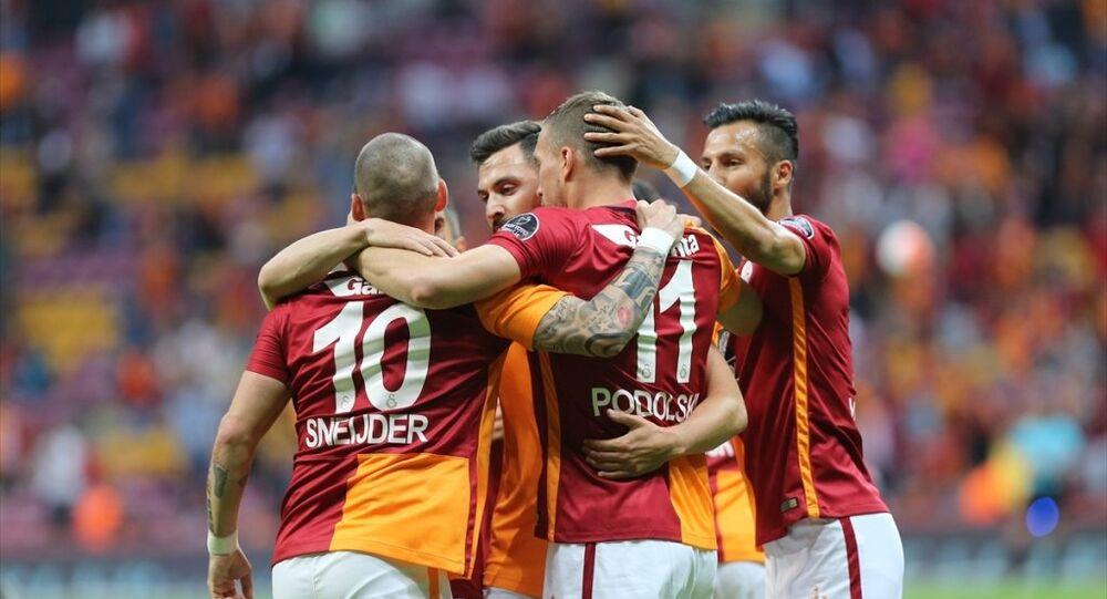 Galatasaray ile Kayserispor