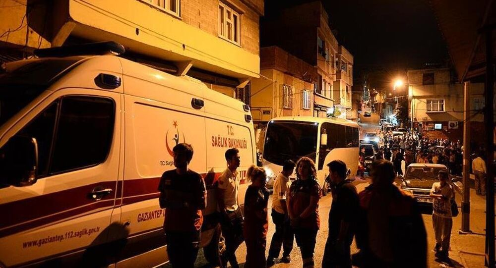 Gaziantep IŞİD hücre evi