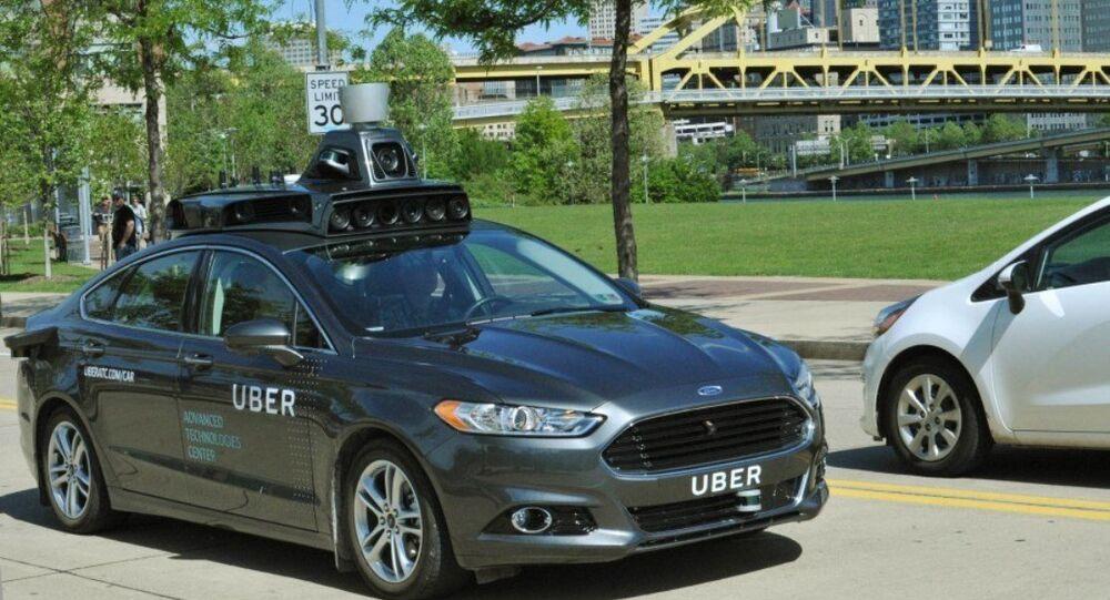 Uber araç testi