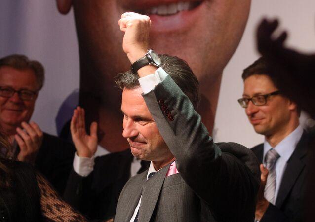Avusturya Cumhurbaşkanı Norbert Hofer