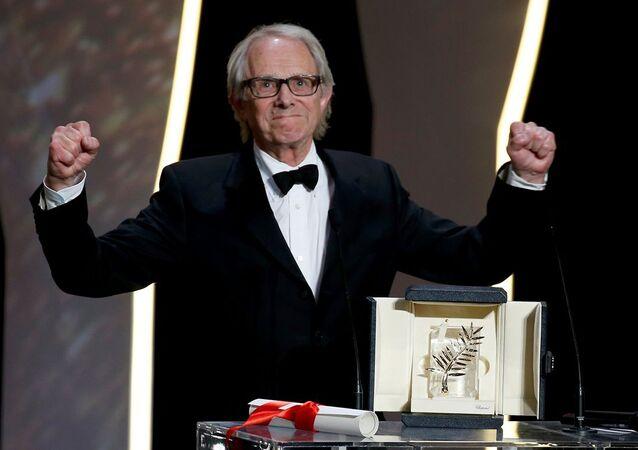 Cannes - Ken Loach