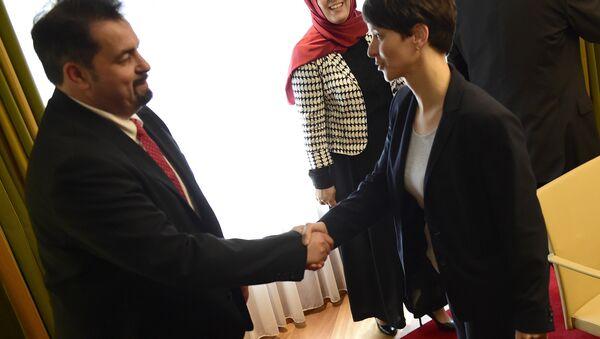 Almanya Müslümanlar Merkez Konseyi - AfD görüşmesi - Sputnik Türkiye