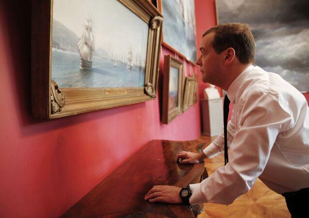 Dmitriy Medvedev - Kırım