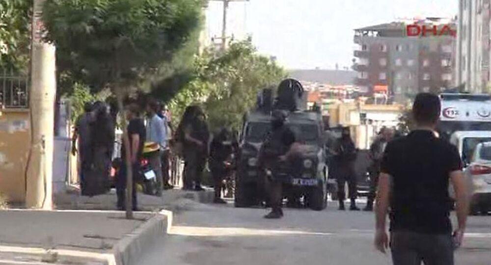 Gaziantep'te IŞİD operasyonu