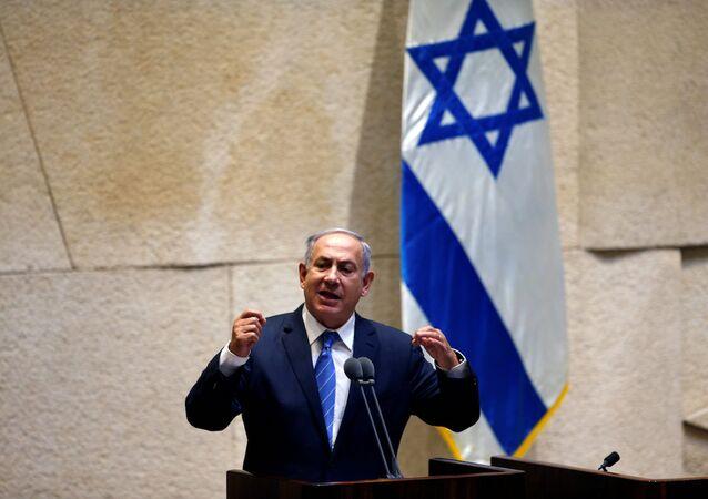 İsrail Başbakanı Benyamin Netanyahu.
