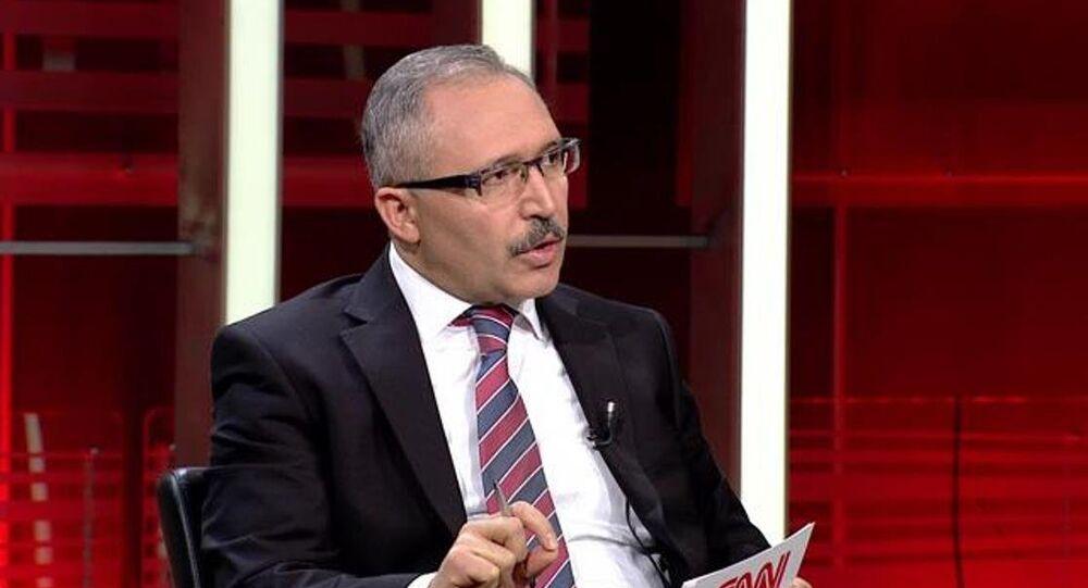 Selvi: Temel bakış açısını yansıtması için Erdoğan ile bir milletvekili arasında geçen diyaloğu yansıtmak istiyorum - Sputnik Türkiye