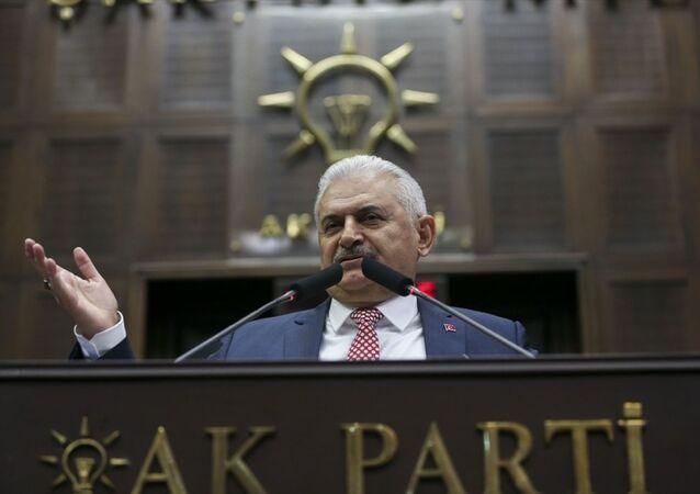 AK Parti Genel Başkanı ve Başbakan Binali Yıldırım