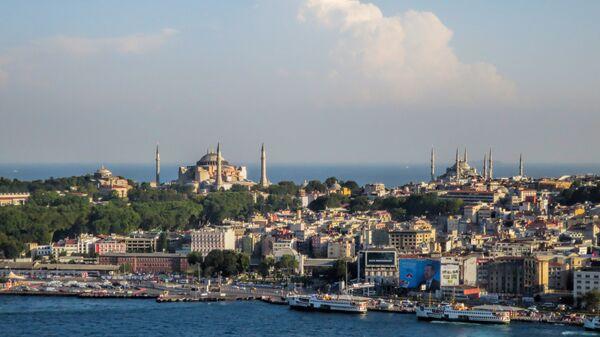 İstanbul manzara - Sputnik Türkiye