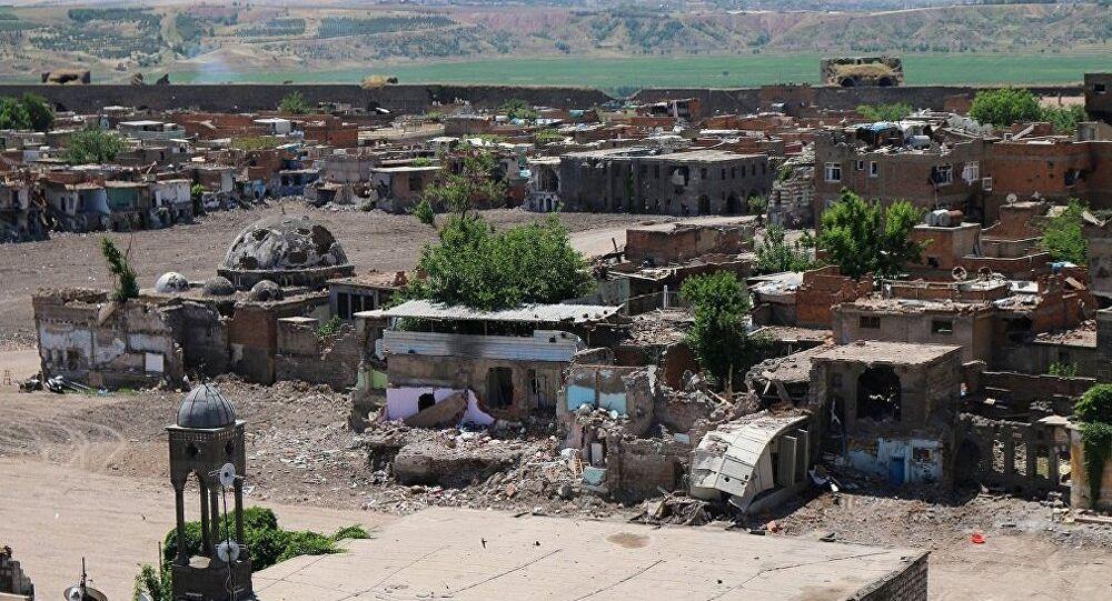 Diyarbakır, Sur
