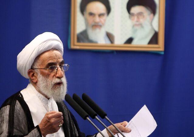 İran Uzmanlar Meclisi Başkanı Ayetullah Ahmed Cenneti