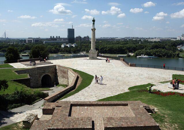 Sırbistan'ın başkenti Belgrad.