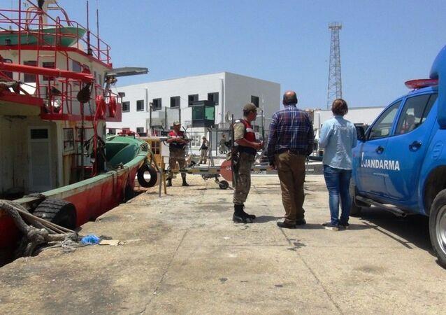 Samandağ - Çevlik açıklarındaki bombalı saldırı